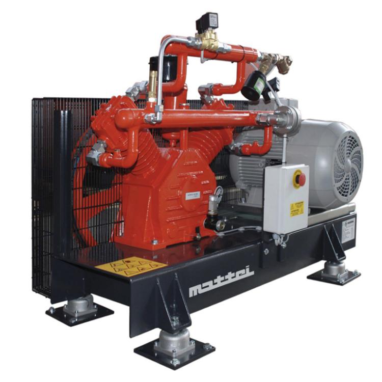 玛泰高压油润滑增压机